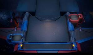 Autobot Transporter Chessboard