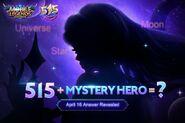 515 + Mystery Hero
