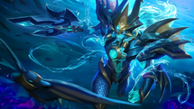 Alpha Sea Gladiator wall