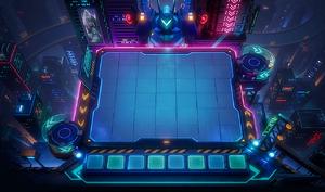 Cybercity Chessboard