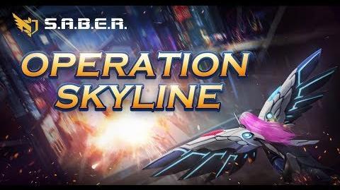Mobile Legends Bang Bang! Operation Skyline - S.A.B.E.R