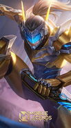 Golden Flash (rework)