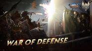 War of Defense Empire Reborn - Chapter One Mobile Legends Bang Bang!