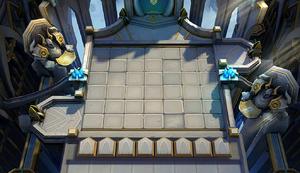 Empire Battlefield Chessboard