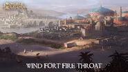 Agelta Drylands - Wind Fort Fire Throat