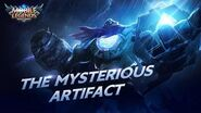 The Mysterious Artifact Fighters on Stormy Sea Trailer Prologue Mobile Legends Bang Bang