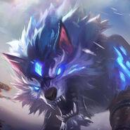Kupa, Popol's Wolf