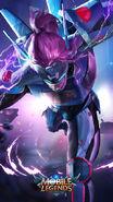 Spacetime Swordmaster