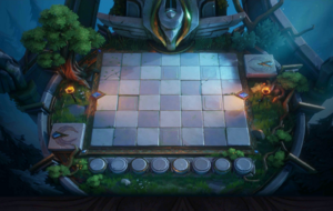 Silent Ridge Chessboard