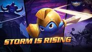 Storm is Rising Empire Reborn - Prelude Mobile Legends Bang Bang!
