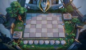 Empire Sentinel Chessboard