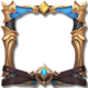 S22 First Recharge Avatar Border