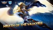 Wrath of the Valkyrie Fighters on Stormy Sea Trailer Finale Mobile Legends Bang Bang