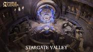Agelta Drylands - Stargate Valley
