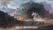 Agelta Drylands - Misty Mountains