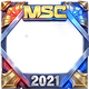 2021 MSC Avatar Border