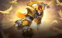 King of Supremacy wall