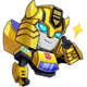 Bumblebee reporting for duty!