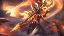 Empress Phoenix wall