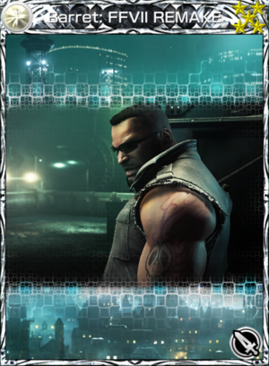 Card 911 EN Barret FFVII REMAKE Light 5.png