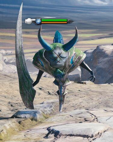 Dust Warrior (Water) fight.jpg