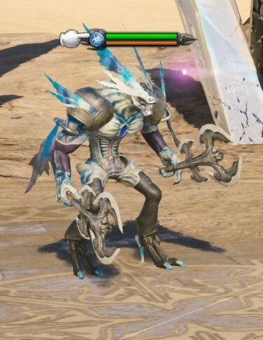 Grudge Ranger (Water) fight.jpg