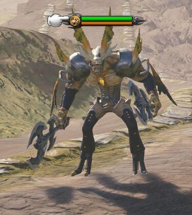 Grudge Ranger (Earth) fight.jpg