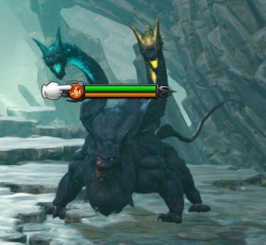 Lesser Chimera fight.jpg