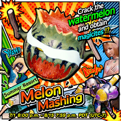 Summer Resort Melon Mashing banner.jpg