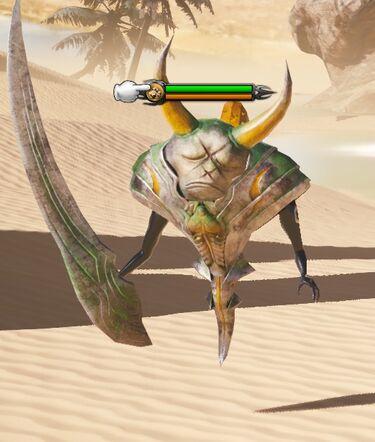 Dust Warrior (Earth) fight.jpg