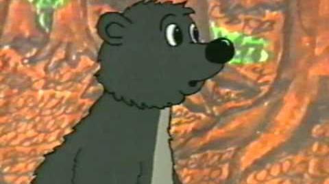 Goldie - Äventyr i Trollskogen