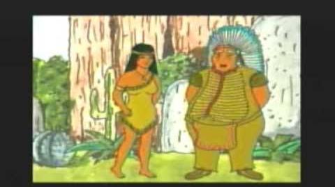 Legend of Pocahontas 2 6