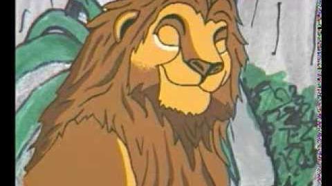 Leijona viidakon kuningas (Dingo Pictures' Lion King Finnish Dub)