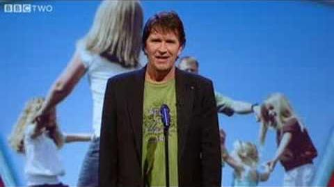 Stewart Francis on Family - Mock the Week - BBC Two