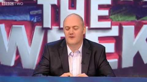 Mock the Week Outtakes - Series 7 Episode 7 - BBC Two