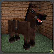 Chestnut Horse-0