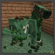Zombie pegasus