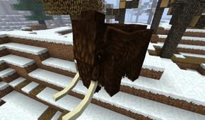 Wild woolly mammoth