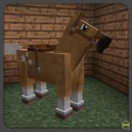 Snowflake Horse-0