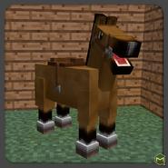 Lt Brown Horse-0