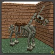 Skeleton Unicorn