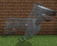 Flying Ghost Horse