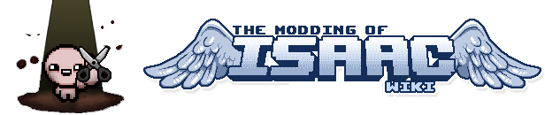 The Modding of Isaac Wiki