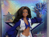 Dallas Cowboys Cheerleader/Hispanic