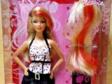 Top Model Hair Wear Barbie