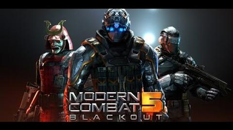 Modern Combat 5 - Blackout Multiplayer + Campaign (part 1)