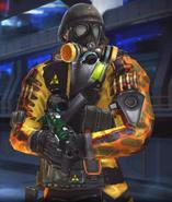 Hazard armor