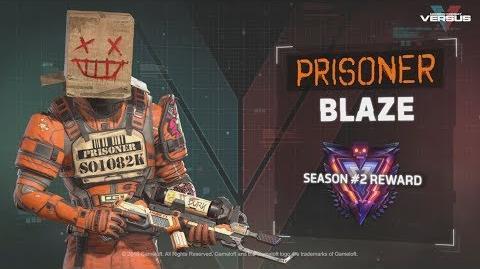 Modern Combat Versus - Prisoner Blaze Showcase