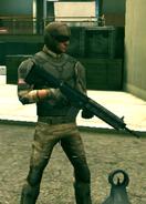 Phantom Unit Soldier MC4