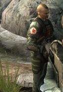 K.P.R Korean Soldier 2 MC3